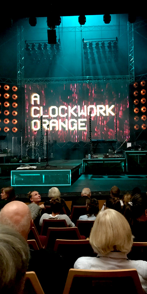 A CLOCKWORK ORANGE [DT. NATIONALTHEATER WEIMAR]